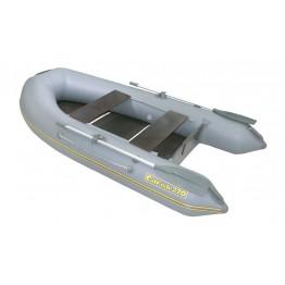 Надувная 2-местная ПВХ лодка CatFish CF-270