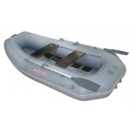 Надувная 2-местная ПВХ лодка Мурена 270 MR-2 (реечный настил)