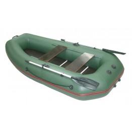 Надувная 3-местная ПВХ лодка Мурена 300 MP-3 (сборный пайол)