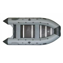 Надувная 6-7 местная ПВХ лодка МНЕВ и К Кайман N-400