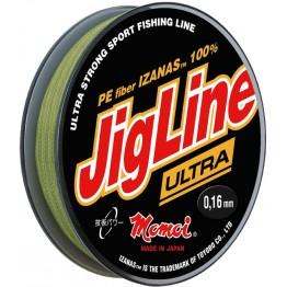 Леска плетеная Momoi JigLine Ultra PE 100 м