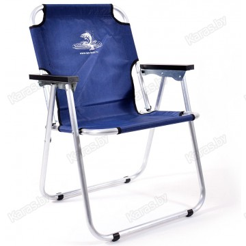 Кресло-шезлонг алюминиевое Кедр  AKS-08B
