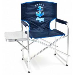Кресло складное алюминиевое НПО Кедр Адмирал со столиком AKAS-02
