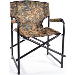 Кресло складное алюминиевое НПО Кедр SuperMax Camo AKSM-07