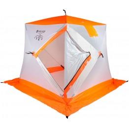 Палатка зимняя НПО Кедр КУБ-2 однослойная (1.85х1.85х1.76 м)