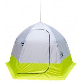 Палатка зимняя НПО Кедр 2 (2.4х2.4х1.5 м)