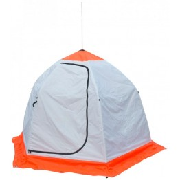 Палатка зимняя НПО Кедр 2 трёхслойная (2.4х2.4х1.5 м)