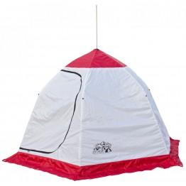 Палатка зимняя НПО Кедр 3 трёхслойная (2.6х2.6х1.6 м)
