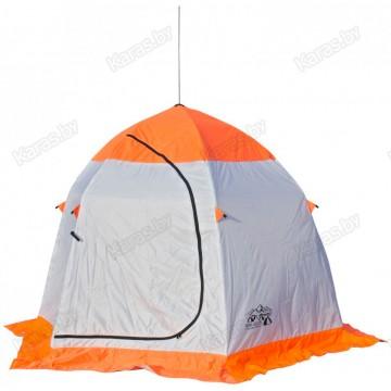 Палатка зимняя НПО Кедр 4 трёхслойная (2.7х2.7х1.8 м)