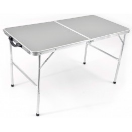 Стол складной НПО Кедр TABS-03V водостойкий 60х120 см (пластик)
