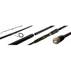 Спиннинг Namazu Pro SupaPull-Jack II, углеволокно, штекерный, 1.8 м, тест: 2-8 г, 115 г