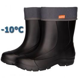 Сапоги Nordman Teen -10°C со съёмным флисовым утеплителем (черные)