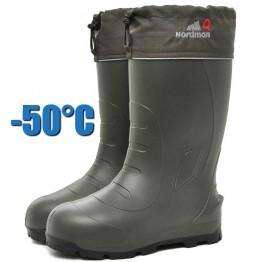 Сапоги зимние NordMan Quaddro -50°C с шипами
