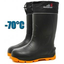 Сапоги зимние NordMan Quaddro -70°C с шипами (материал DEC)