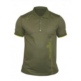 Рубашка с коротким рукавом Norfin Polo Green