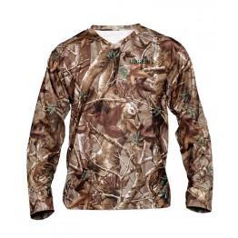 Рубашка с длинным рукавом Norfin Hunting Alder Long Sleeve Passion