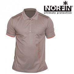 Рубашка с коротким рукавом Norfin Beige