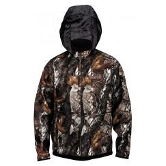 Куртка двухсторонняя Norfin Hunting Thunder Hood Staidness/Black