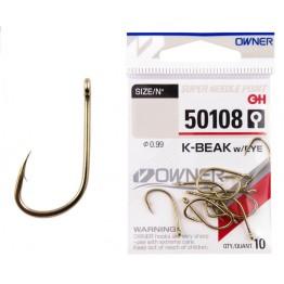 Крючки Owner K-Beak 50108