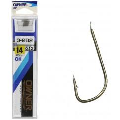 Крючки с поводками Owner S-282