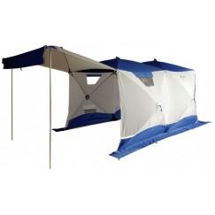 Всесезонная палатка Пингвин Big Twin (4.3х2.15х2.0м)