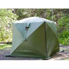 Всесезонная палатка Пингвин Mr. Fisher Шелтерс 185 (1.85х1.85х1.75м)