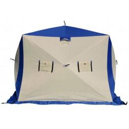 Палатка зимняя Polar Bird 2T Long трехслойная (2.3x1.7x1.8 м)