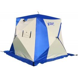 Палатка зимняя Polar Bird 4T трехслойная (2.3x2.3x1.9 м)