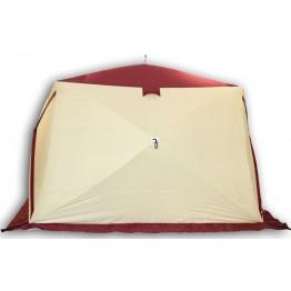 Палатка зимняя Снегирь 2Т Long трехслойная (1.70х2.3х1.8 м)