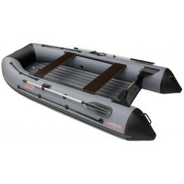 Надувная 5-местная ПВХ лодка Посейдон Викинг VN-360 HD (НДНД)