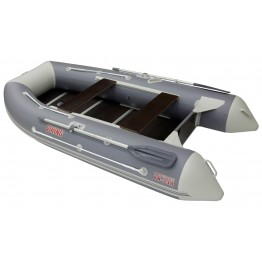 Надувная 4-местная ПВХ лодка Посейдон Викинг VN-320 H
