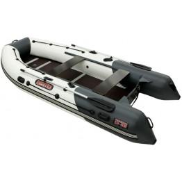 Надувная 6-местная ПВХ лодка Посейдон Касатка KS385 Sport