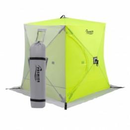 Палатка зимняя Premier Fishing Куб (1.8х1.8х1.9м) + 8 ввертышей