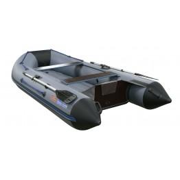 Надувная 2-ая местная ПВХ лодка PROFMARINE PM 280 AIR плоскодонная