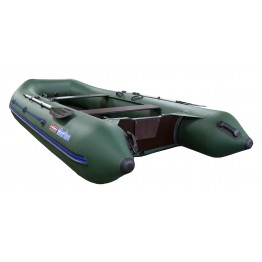 Надувная 3-ёх местная ПВХ лодка PROFMARINE PM 350 EL