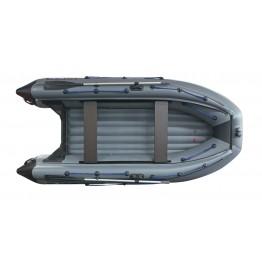 Надувная 5-местная ПВХ лодка PROFMARINE PM 350 Air FB (надувное дно, фальшборт)