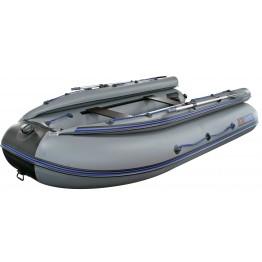 Надувная 4-местная ПВХ лодка PROFMARINE PM 330 Air FB (надувное дно, фальшборт)