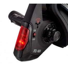 Безынерционная катушка Robinson Acustik Feeder 406 FD со встроенным сигнализатором