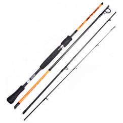 Спиннинг Salmo Sniper SPIN 40, углеволокно, штекерный, 2.10 м, тест: 10-40 г, 115 г