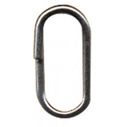 Кольца заводные Lucky John Oval Split Ring