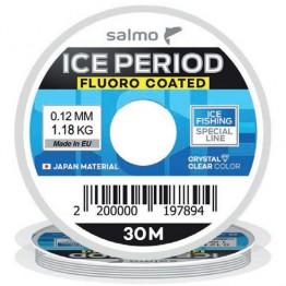 Леска монофильная Salmo Ice Period FLUORO COATED 30 м