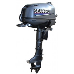 Подвесной 4-х тактный бензиновый лодочный мотор Sea-Pro F5S