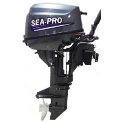 Подвесной 4-х тактный бензиновый лодочный мотор Sea-Pro F9.8S