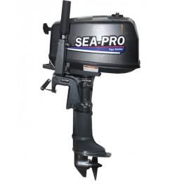 Подвесной 2-х тактный бензиновый лодочный мотор Sea-Pro T 5S Tarpon