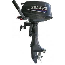 Подвесной 2-х тактный бензиновый лодочный мотор Sea-Pro T 9.8S