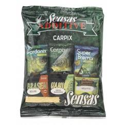 Добавка Sensas Carpix 0.15 кг (карп)