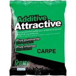 Добавка Sensas Attractive Carp 0.25 кг (карп)