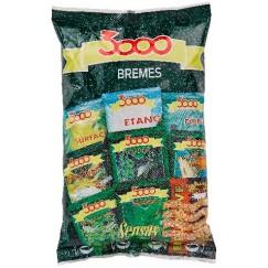 Прикормка Sensas 3000 Bremes 0.8 кг (светлая, лещ)