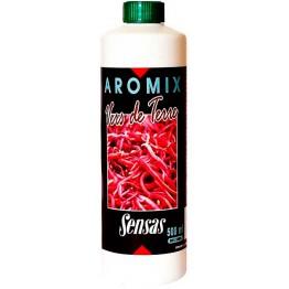 Ароматизатор Sensas Aromix Bloodworm 0.5 л (Мотыль)