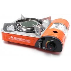 Плита настольная газовая Следопыт Ultra EnergY керамическая с пьезоподжигом (PF-GST-IM04)